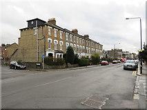 TQ3187 : Upper Tollington Park, Finsbury Park by Malc McDonald