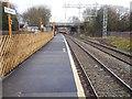 SJ9806 : Landywood railway station, Staffordshire by Nigel Thompson