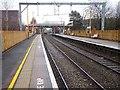 SJ9912 : Hednesford railway station, Staffordshire by Nigel Thompson