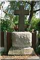SD5027 : Old Wayside Cross by Liverpool Road, Howick Cross, Penwortham Parish by Milestone Society