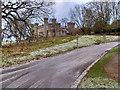 SH9974 : Bodelwyddan Castle (north elevation) by David Dixon