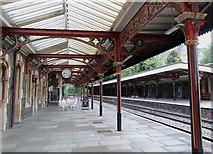 SO7845 : Great Malvern Railway Station by Ann