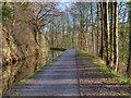 SJ2242 : Shropshire Union (Llangollen) Canal by David Dixon