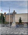 SJ2142 : Llangollen War Memorial by David Dixon