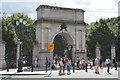 O1533 : Fusiliers' Arch, St Stephen's Green by N Chadwick