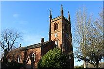 NS4927 : Mauchline Parish Church by Billy McCrorie