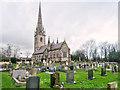 SJ0075 : The Marble Church at Bodelwyddan by David Dixon