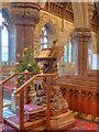 SJ0075 : The Lectern, St Margaret's Church by David Dixon