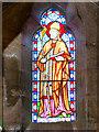 SJ0075 : St Kentigern Window at the Marble Church by David Dixon