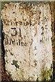 NY8793 : Old Milestone by C Minto