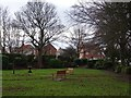 NZ2975 : Memorial park, Seaton Delaval by Richard Webb