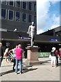 TQ2982 : Robert Stephenson by Eirian Evans