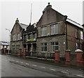 SS9398 : Treherbert Community Church, Station Street, Treherbert by Jaggery