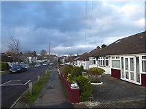 TQ1293 : St George's Drive by Marathon