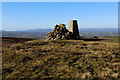 SD9447 : Pinhaw Beacon (2) by Chris Heaton