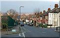 TQ4477 : Plum Lane, Shrewsbury Park by Derek Harper