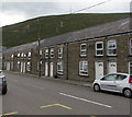SS9389 : Row of houses, Bridge Street, Ogmore Vale by Jaggery