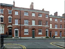 SK5803 : 10-12 Newtown Street, Leicester by Alan Murray-Rust