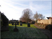 TQ7924 : St James the Great, Ewhurst Green: churchyard (a) by Basher Eyre
