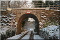 NC8300 : Railway Bridge at Rhives, Golspie, Sutherland by Andrew Tryon