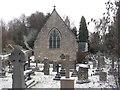NN9457 : Holy Trinity Church, Pitlochry by M J Richardson