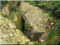 NY9369 : Old Wayside Cross by Milestone Society