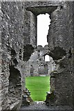 SX1061 : Restormel Castle: The Servery (inner wall) by Michael Garlick