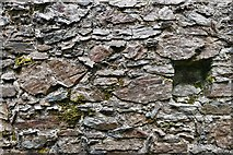SX1061 : Restormel Castle: The Lady's Chamber (building detail) by Michael Garlick