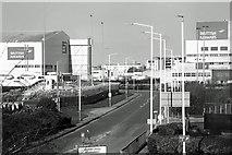 TQ0975 : Eastchurch Road, Hatton Cross by Des Blenkinsopp