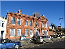 TM3034 : Felixstowe Town Hall by Adrian S Pye