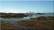NG7629 : Erbusaig Bay near Kyle of Lochalsh by Julian Paren
