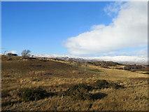 NG7731 : Croft land near Duirinish Station by Julian Paren
