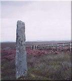 SE1767 : Old Waymarker Stone by Milestone Society