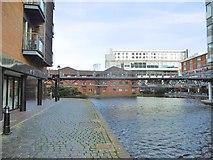 SP0686 : Birmingham, Salvage Turn Bridge by Mike Faherty