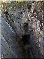 SJ1963 : The Devil's Gorge by Eirian Evans