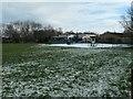 SE5504 : Recreation ground, Sunnyfields, Doncaster by Christine Johnstone