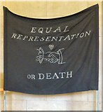 SJ8397 : Equal Representation or Death by Gerald England