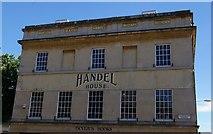 SU0061 : Handel House, Devizes by Ann