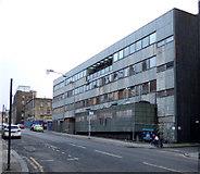 NS5666 : Former Glasgow University CVR building by Thomas Nugent