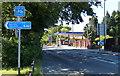 TM5395 : Foxburrow Hill in Lowestoft by Mat Fascione