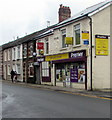ST0895 : Glancynon Stores in Abercynon by Jaggery
