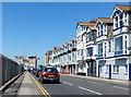 TM5492 : A47 Waveney Road in Lowestoft by Mat Fascione