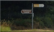 S7656 : Signpost, Flander's Crossroads by N Chadwick