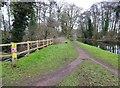 SO8580 : Bridge Outlook by Gordon Griffiths