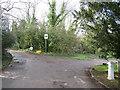 TQ2453 : Mogador Road, Mogador, near Reigate by Malc McDonald