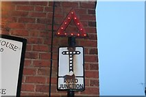 SO8171 : Pre-Worboys sign on Lichfield Street, Stourport by David Howard