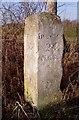 TM1579 : Old Milestone by M Hallett