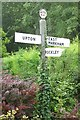 SK7474 : Old Direction Sign - Signpost by Milestone Society