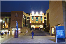 NS5965 : Glasgow Royal Concert Hall by Thomas Nugent