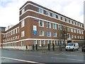 SJ8496 : Greenheys, dental hospital by Mike Faherty